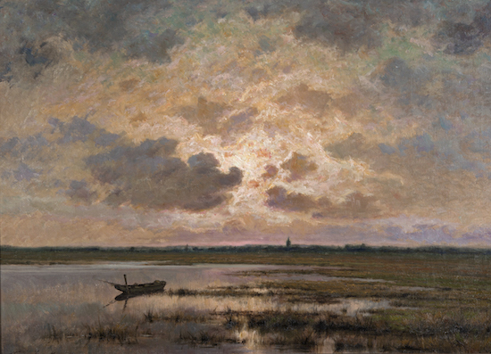 vanKuyck_Marsh_at_Twilight