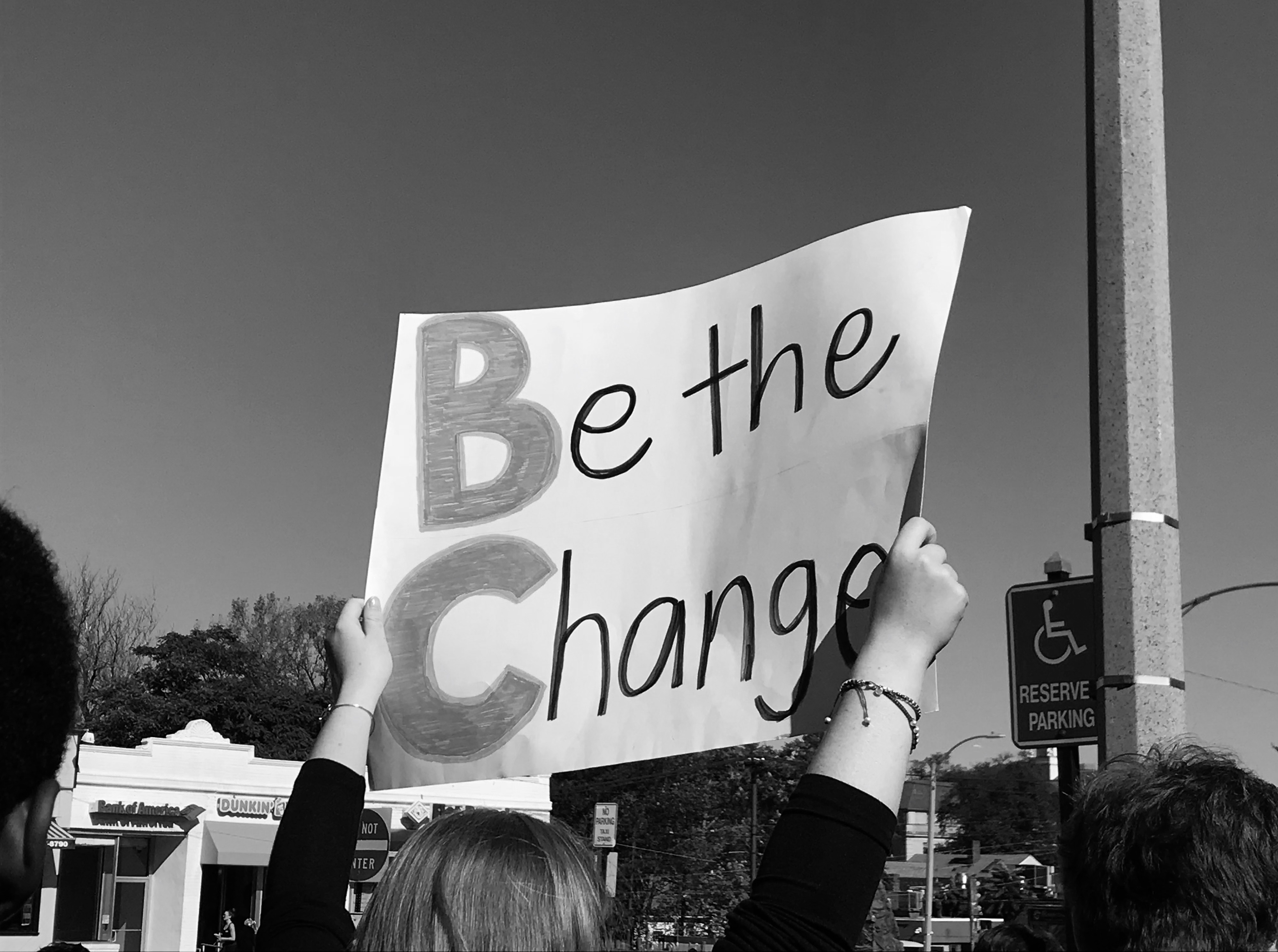 BC the Change - Rebecca Francesconi